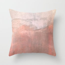 Distressed 4 Throw Pillow