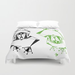 Another Frog Duvet Cover