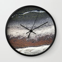 """Terra Firma"" 2/13 (2013) Wall Clock"