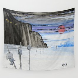 Impaled Wall Tapestry