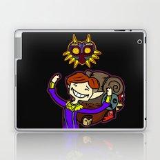 Happy Mask Salesman Laptop & iPad Skin