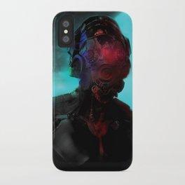 Cyberpunk #2 iPhone Case