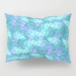 Soft Ocean Waves; Fluid Abstract 51 Pillow Sham