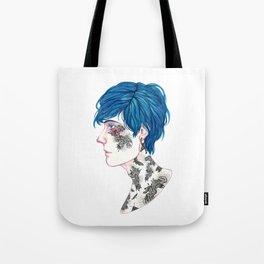 River Boy Tote Bag
