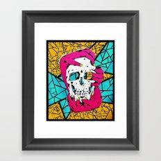 Death Grip #1 Framed Art Print