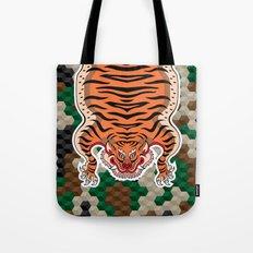 TIBETAN TIGER Tote Bag
