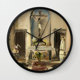 Private Chapel Wall Clock
