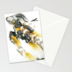 Cult of the Fast Machine Stationery Cards
