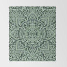 Mandala Throw Blanket