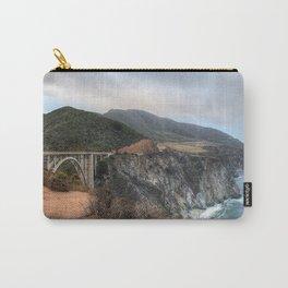 Bixby Bridge - Big Sur, California Carry-All Pouch
