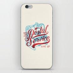 Postal Service iPhone & iPod Skin