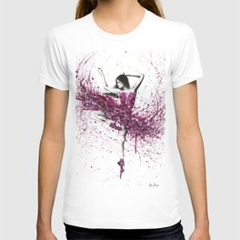 Royal Rubellite Ballerina T-shirt