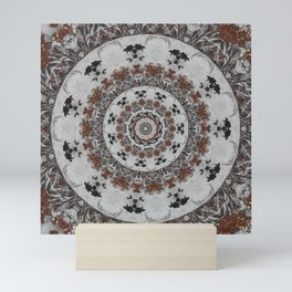 Stone Ridge Kaleidoscope Mini Art Print