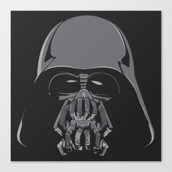 Darth Bane Canvas Print