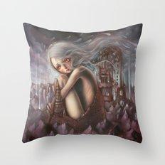 Illumine Throw Pillow