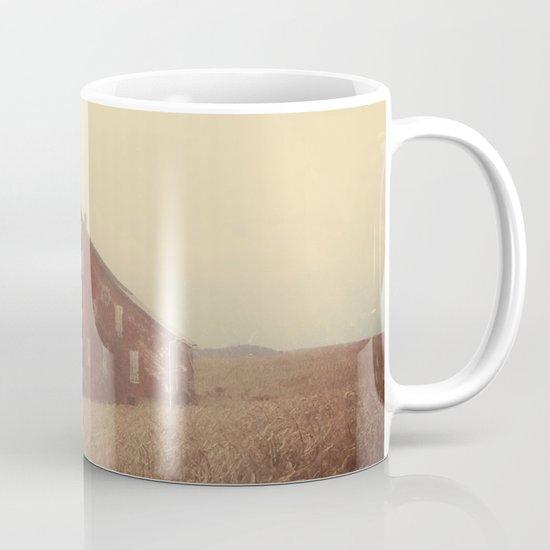 Autumn Farm Mug