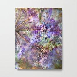 Violet river Metal Print