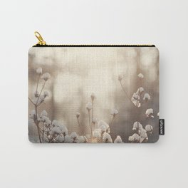 Northern Cotton Carry-All Pouch