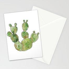 Paddle Cactus II Stationery Cards