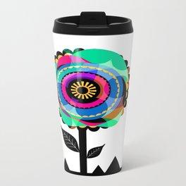 Fleurs 05 Travel Mug