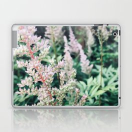 Flowers in the Garden Laptop & iPad Skin