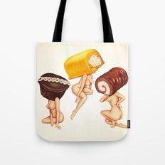 Hostess Cake Girls Tote Bag