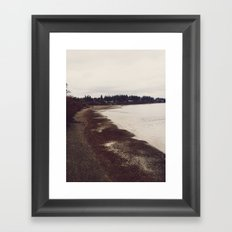 Bainbridge Island @ Seattle, Washington Framed Art Print