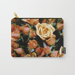 Rosebuds, Darling Rosebuds Carry-All Pouch