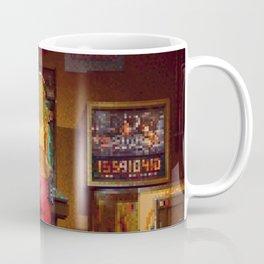 """Raid the Arcade"" [Pixel Art] Coffee Mug"