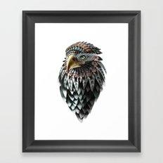 Fantasy Eagle Art Framed Art Print
