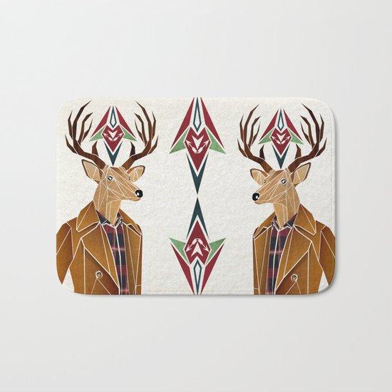dear deer Bath Mat