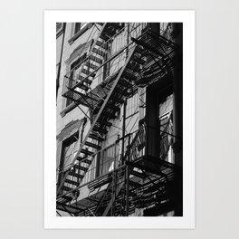 New York City Streets 2 Art Print