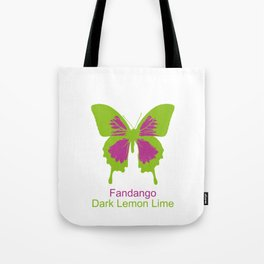 Ulysses Butterfly 15 Tote Bag