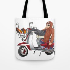 scooter is my soulmate Tote Bag