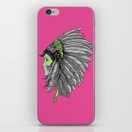 Warrior 3 iPhone Skin