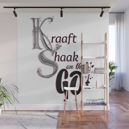 Kraaft Shaak on the GO! Wall Mural