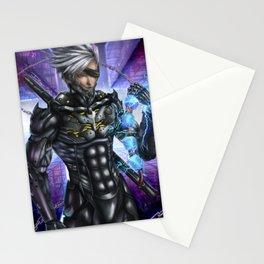 Raiden MGR:R Stationery Cards
