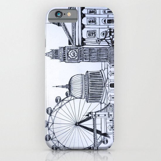 You sound like you're from London iPhone & iPod Case