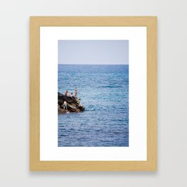Wildness Framed Art Print