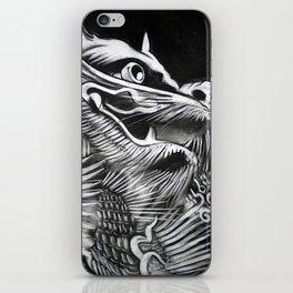 YEAR OF THE DRAGON iPhone Skin