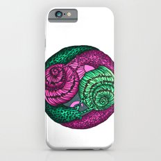 circle of snails iPhone 6s Slim Case