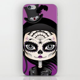 She's In Parties iPhone Skin