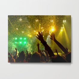 O2 Arena, London Metal Print