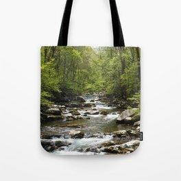 spring street Tote Bag