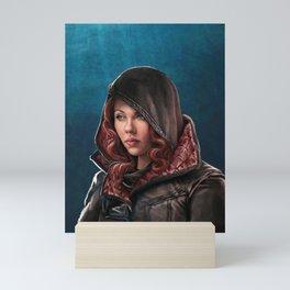 TSotB - Nasha Mini Art Print
