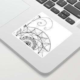 El Amanecer Sticker