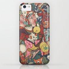 Night parade Slim Case iPhone 5c