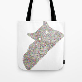 Composite Cat Tote Bag