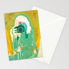 Phase Transition Stationery Cards