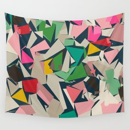 Fragments Wall Tapestry